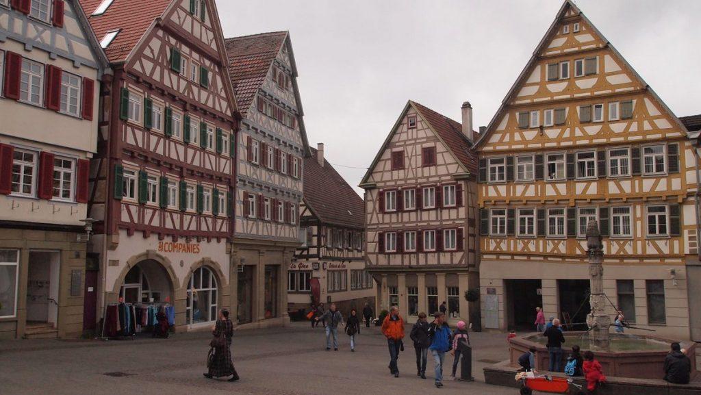 Herrenberg meydanı