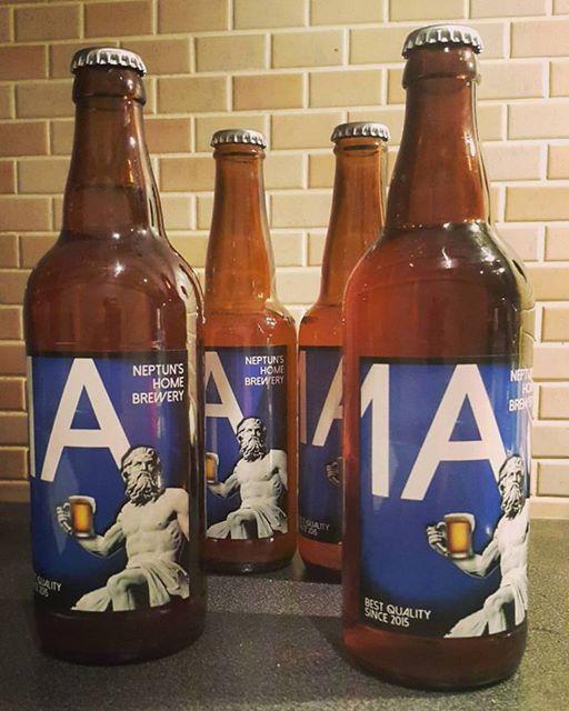 Mortepe yapımı Neptun's Brewery biraları